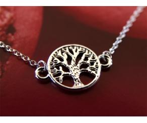 Armband Lebensbaum Silber