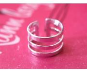 Midi-Ring Silber