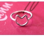 Ring Katze Silber