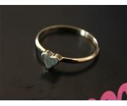 Ring Herz Gold