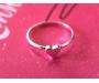 Ring Herz Silber