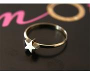 Ring Stern Gold