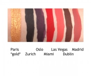 Liquid Lipstick Metallic - 02 Paris - Gold