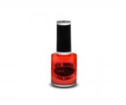Paint Glow - UV Nagellack Rot