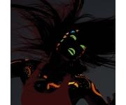 Stargazer Night Glow - Grün