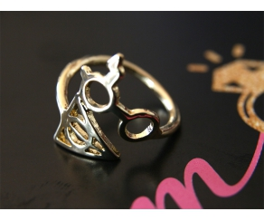 Ring Zauberlehrling gold