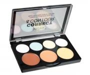 technic Correct & Contour Palette