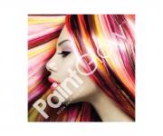 Paint Glow - UV Haar Mascara Rot