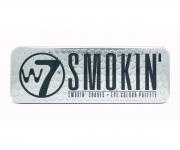 W7 Smokin' Lidschattenpalette