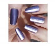 Stargazer Metal & Chrome Nagellack - 235 lila