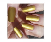 Stargazer Metal & Chrome Nagellack - 237 gold
