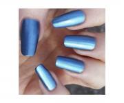 Stargazer Metal & Chrome Nagellack - 236 dunkelblau