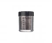 Stargazer Plush Glitter Shaker - Plush Charcoal