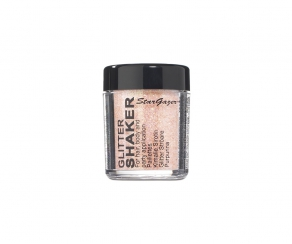 Stargazer Pastel Glitter Shaker - Pastel Apricot