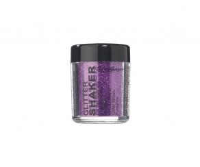 Stargazer Plush Glitter Shaker - Plush Mauve