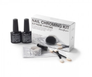 Stargazer Nail Chroming Kit - Silber