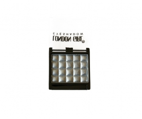 London Girl Lidschatten - Silber