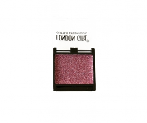 London Girl Glitter Lidschatten - Rosa