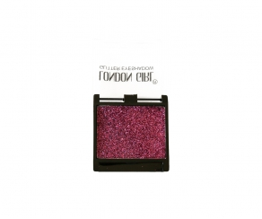London Girl Glitter Lidschatten - Pink