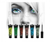 Paint Glow - Glitter Eyeliner Weiß