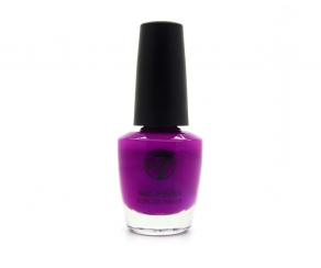 W7 Nagellack - Purple