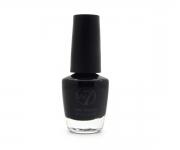 W7 Nagellack - Black