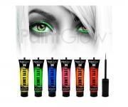 Paint Glow - UV Neon Eyeliner Blau