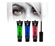 Paint Glow - UV Neon Eyeliner Pink