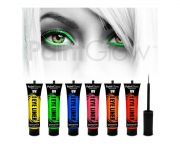 Paint Glow - UV Neon Eyeliner Orange