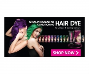 Paint Glow - Haarfarbe Purple Fury
