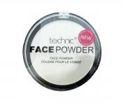 technic Gesichtspuder - weiß
