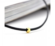 Choker Halskette Kugel Gold