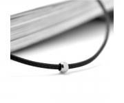 Choker Halskette Kugel Silber