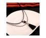 Choker Halskette Quaste Stern und Stein