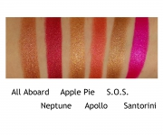 W7 Metallic Mattes - Apple Pie