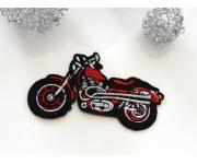 Patch - Motorrad