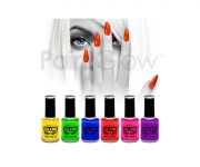 Paint Glow - UV Nagellack 6er Set