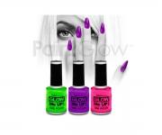 Paint Glow - UV Nagellack 3er Set
