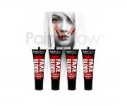 Paint Glow - Special FX Kunstblut 4er Set