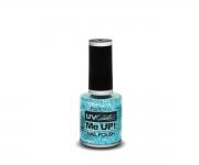 Paint Glow - UV Glitter Nagellack Ice Blue