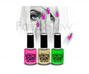 Paint Glow - Glow in the Dark Nagellack 3er Set