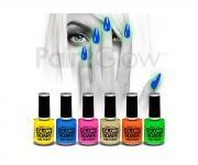 Paint Glow - Glow in the Dark Nagellack 6er Set