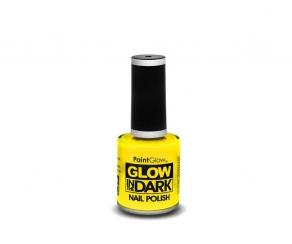 Paint Glow - Glow in the Dark Nagellack Gelb