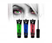 Paint Glow - UV Neon Eyeliner 3er Set