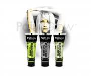 Paint Glow - Glow in the Dark Glitter Body Gel 3er Set