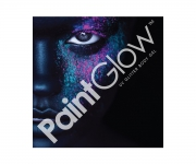 Paint Glow - UV Glitter Gel Candy Pink