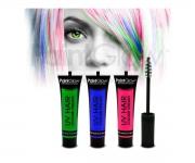 Paint Glow - UV Haar Mascara 3er Set