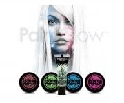 Paint Glow Holographic Glitter Shaker - Blau