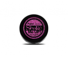 Paint Glow Holographic Glitter Shaker - Rose