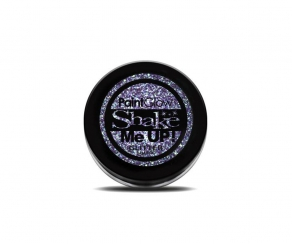 Paint Glow Holographic Glitter Shaker - Aqua Grün